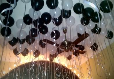 Helium balloons in noida