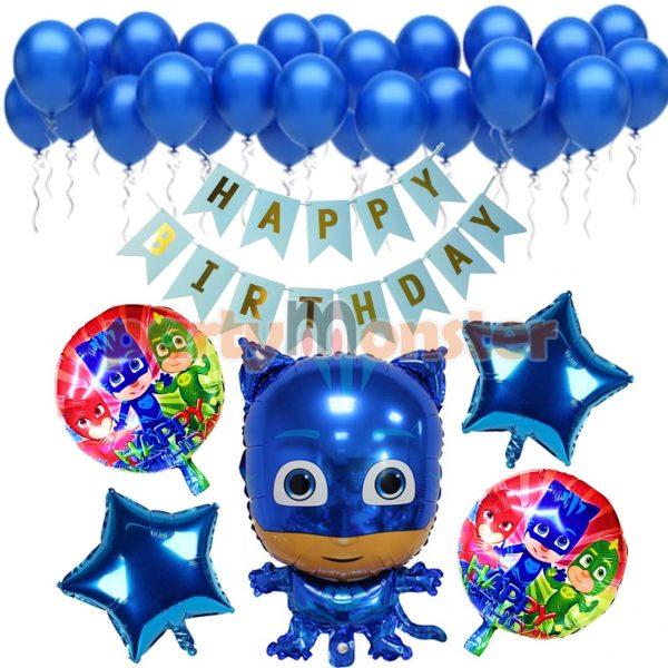 PJ Masks Decoration Combo Pack – Blue
