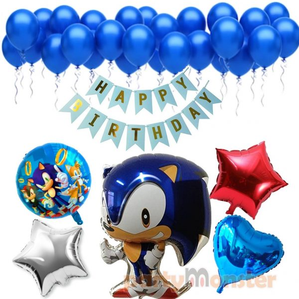 Sonic Decoration Combo Pack